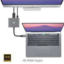 Adesso Technology 3 in 1 USB-C Multiport Docking Station