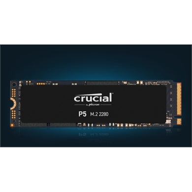 Crucial P5 CT1000P5SSD8 1 TB Solid State Drive - M.2 2280 Internal - PCI Express NVMe (PCI Express NVMe 3.0)