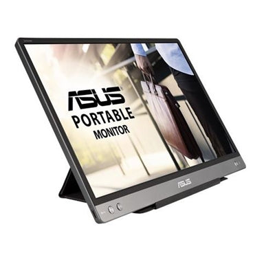 ASUS ZenScreen MB14AC Portable USB Monitor- 14 inch, IPS Full HD, Hybrid Signal Solution, USB Type-C