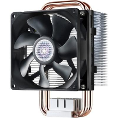 Cooler Master Hyper T2 - Compact CPU Cooler with Dual Looped Direct Contact Heat pipes