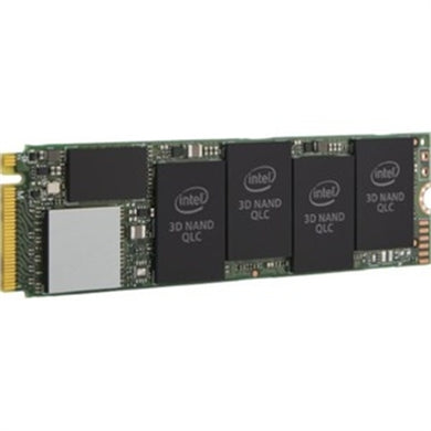 Intel 660p 512 GB Solid State Drive - M.2 2280 Internal - PCI Express (PCI Express 3.0 x4)