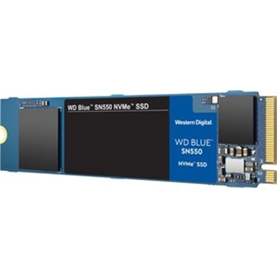 WD Blue SN550 WDS500G2B0C 500 GB Solid State Drive - M.2 2280 Internal - PCI Express NVMe