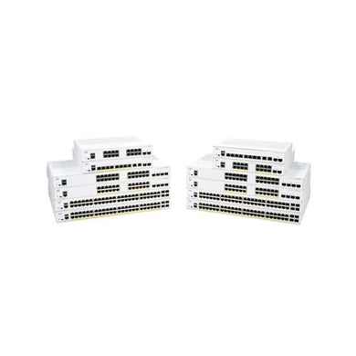 Cisco 250 CBS250-24PP-4G Ethernet Switch 24 Ports - Manageable