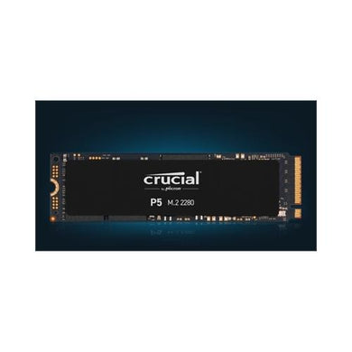 Crucial P5 CT2000P5SSD8 2 TB Solid State Drive - M.2 2280 Internal - PCI Express NVMe