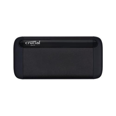Crucial X8 500 GB Portable Solid State Drive - External
