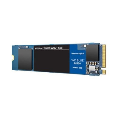 WD Blue SN550 WDS250G2B0C 250 GB Solid State Drive - M.2 2280 Internal - PCI Express NVMe