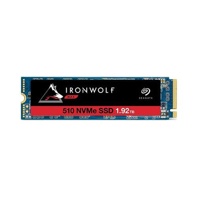 Seagate IronWolf 510 ZP1920NM30011 1.92 TB Internal Solid State Drive - M.2 - PCI Express NVMe