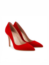 PUMPS SUEDE 100400