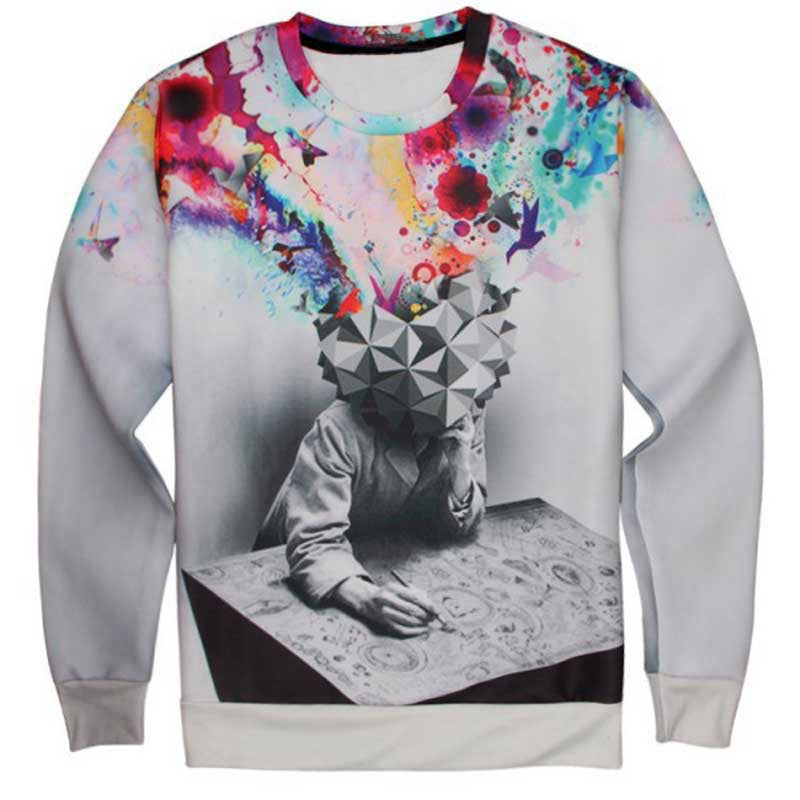 Colorful Thoughts Sweater DOPE
