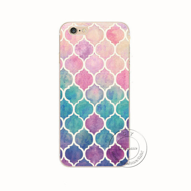 Shape your life Shell Phone Case For iPhone 7 7Plus 6 6s Plus 5 5s SE