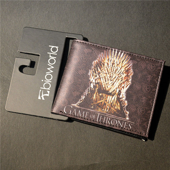 Throne Game Of Thrones Wallet