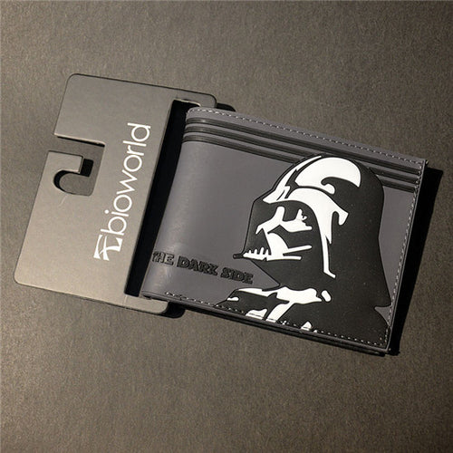 The Dark Side Star Wars Wallet