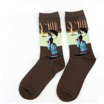 European Art Socks/ Women, Barlow People