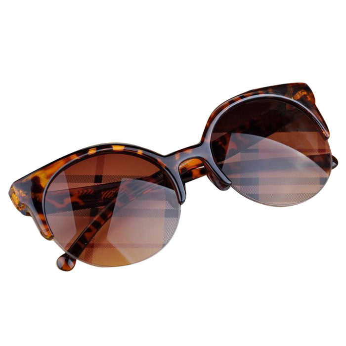 MEOW!!! Cat Eye Tourtoise Sunglasses