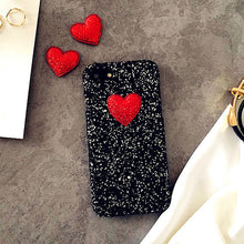 3D Lovely Heart Case For iPhone
