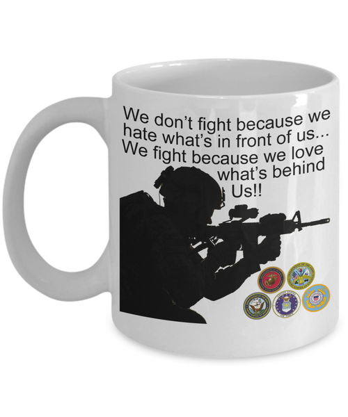 Honor Our Vetrans with this great mug. Great Gift Idea...