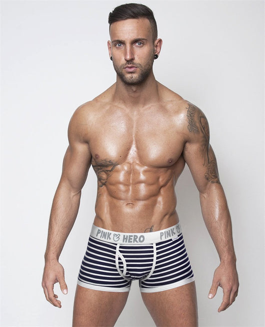 NEW 2017 Fashion Sexy Underwear Men's Boxer