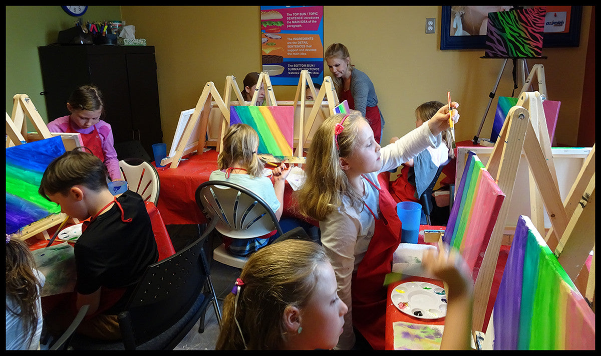 Kids Paint Party | Book Your Event