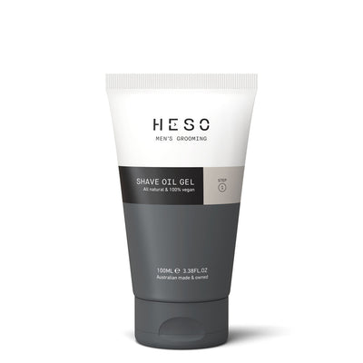 Shave Oil Gel 100ml