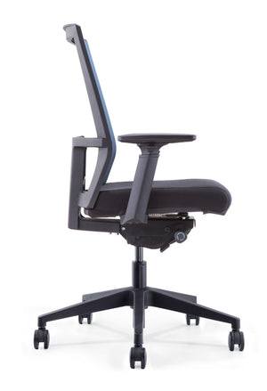 INTELL MESH BACK CHAIR