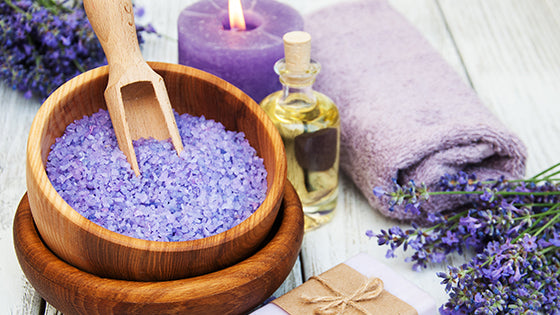 Lavender Oil for Skin Care