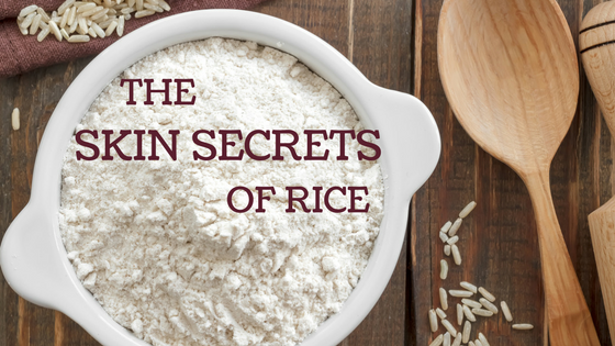 Top Beauty Benefits of Using Rice Powder