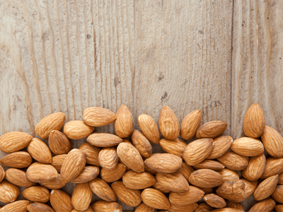 9 healthy benefits of almonds - almond oil - natural almond oil - baimeni Australia