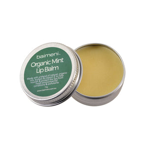 Organic Mint Lip Balm (15gm)