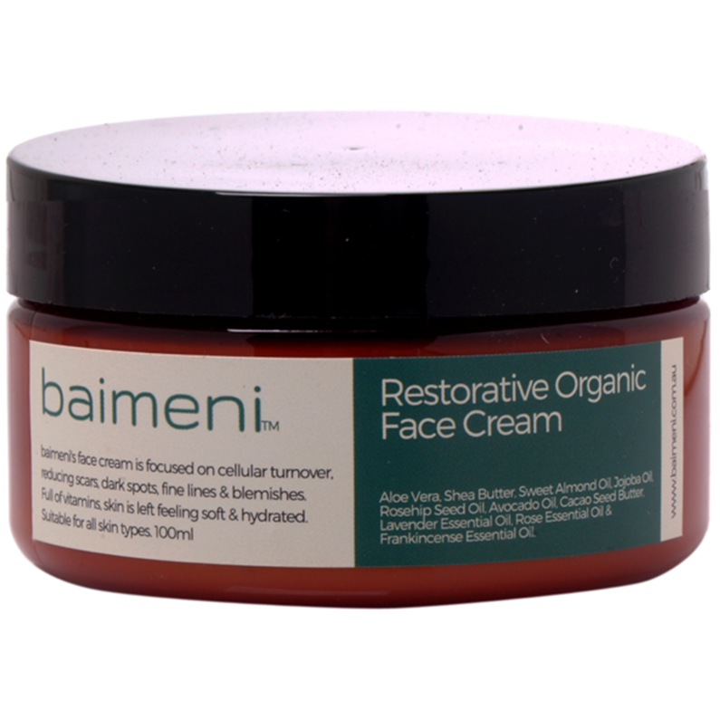 Restorative Organic Face Cream (100ml)