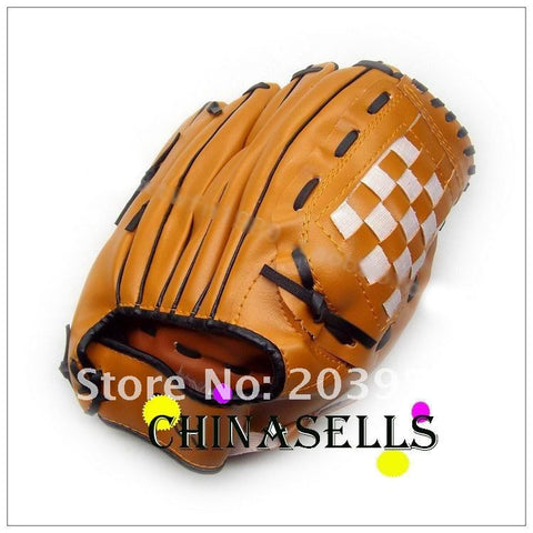 11pcs new hot in stock baseball glove 11.5 inch soft PVC material pitcher left-hand glove