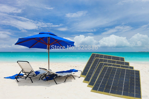20 w ,  4 pcs 5w solar panels,  5w 18v solar panel,  A grade High efficiency Epoxy solar panel, solar cell panel+diode