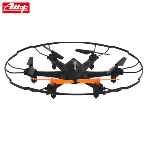 2016 New RC Drone 4CH 6-Axis Gyro Remote Control Hexacopter Drone With 360 Degree 4 Way Flip Function Locking Route Mode Drones