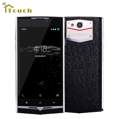 "4.7"" 1280*720 UHANS U100 Smartphone Android 5.1 MTK6735 64bit Quad Core 2GB RAM 16GB ROM 13MP Camera 4G LTE Mobile Phone"