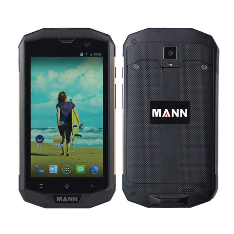 "4050mAh 5.0"" Rugged MANN ZUG 5S 4G LTE Waterproof Shockproof Moible Phone Android 5.1 Qualcomm Quad Core 3GB RAM 32GB ROM 13.0MP"