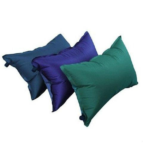 45 * 30cm outdoor camping automatic inflatable pillow travel pillow inflatable pillow cushion camping