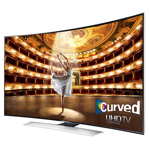 "Samsung 4K curved UHD  (65"")  3D TV, Smart UHD TV"