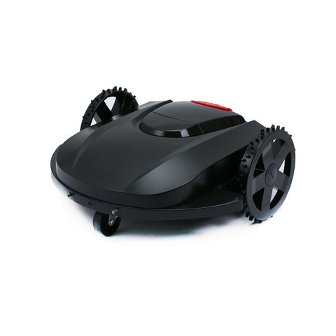 Battery Lawn Mower Robotic Lawn Mower Garden Grass Cutter Electric Lawn Mower Smart Design