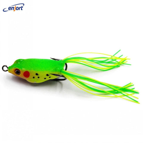 Fishing lures 4CM-5.5G Frog wobbler pesca artificial hard bait fishing tackle Swimbait tackle frog lures