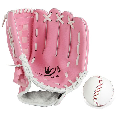 "For Children 10.5""  High quality Artificial leather Pitcher gloves Baseball gloves"