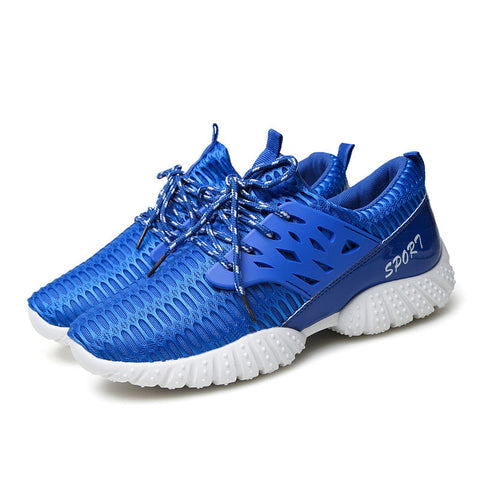 2017 Spring Men's Light Running Shoes Adults Sport Sneakers Male Outdoor Breathable Running Shoes Black Athletic Running Shoes