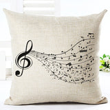 8 Styles fancy linen bed sofa car cushion pillow