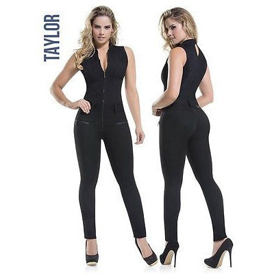 CYSM Colombian Butt Lift Push Up Stretch Slim Shaper Jumpsuit, Taylor Jumpsuits & Rompers Virtual Sensuality- LAPG
