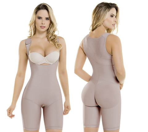 VS 609 Colombian Extra  Support Ultra Flex Slimming Compression Body Shaper