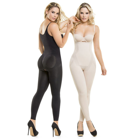 VS1586 Thermal Abdomen Full Body Shaper Slim Waist Hips Legs, Bust & Butt Lifter