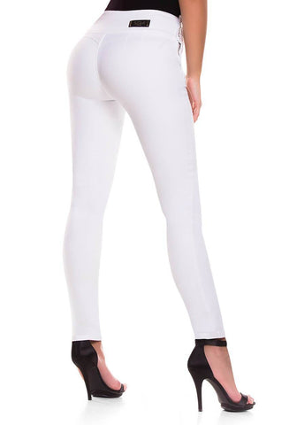 CYSM - Women's Push Up Jeans Colombian Butt Lift, Stretch | Levanta Cola | ANNIKA Jeans CYSM- LAPG
