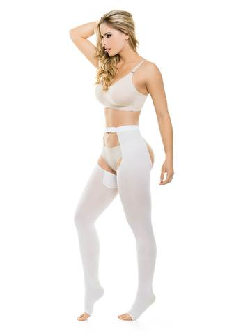 VS 67 - Women Anti-Embolism Stockings Medical Medium Compression 18-23 mmHg Pantyhose & Tights Virtual Sensuality Fajate- LAPG