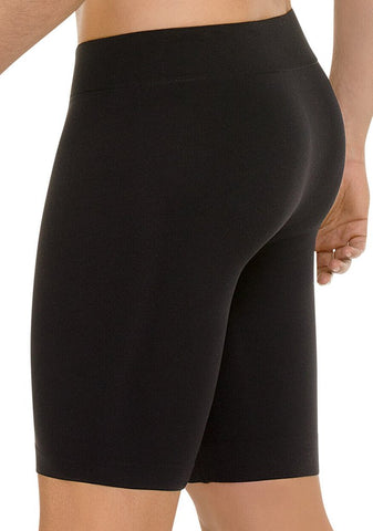 VS 7021 - Men's Seamless Legs Control butt-lifter Boxer - Boyshort Flattens Abdomen - Butt Lift - Gym Ready - Microfiber Shapewear Virtual Sensuality Fajate- LAPG