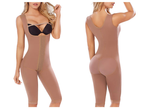 Moldeate 12007 Post Surgical Full-body Push Up, Tummy Control & Posture Corrector Shapewear Shapewear Moldeate- LAPG