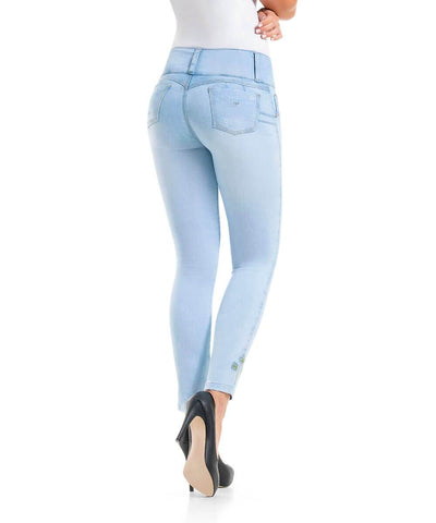 CYSM - Women's Push Up Jeans Colombian Butt Lift, Stretch | Levanta Cola | KELLY Jeans CYSM- LAPG