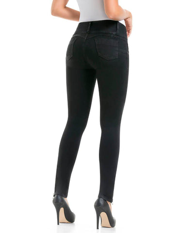 CYSM - Women's Push Up Jeans Colombian Butt Lift, Stretch | Levanta Cola | KIER Jeans CYSM- LAPG